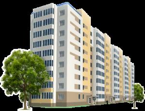Молниезащита многоэтажного дома1